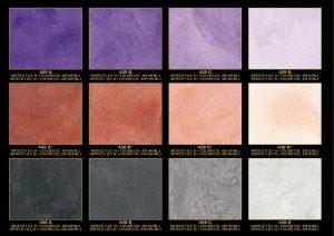 Dekorativne boje i materijali ARTECO 1