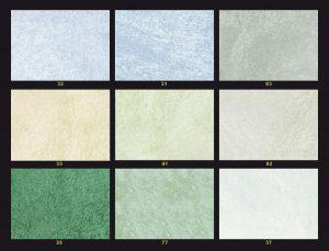 Dekorativne boje i materijali ARTECO 3