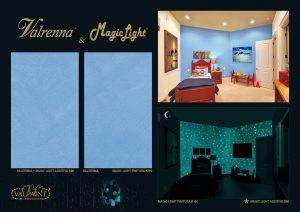 Dekorativne boje i materijali MAGIC LIGHT