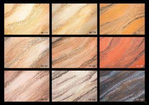 Dekorativne boje i materijali METEORE MARMORIZZATO 10
