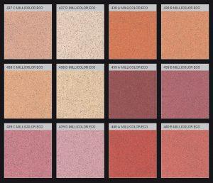 Dekorativne boje i materijali MILLICOLOR ECO