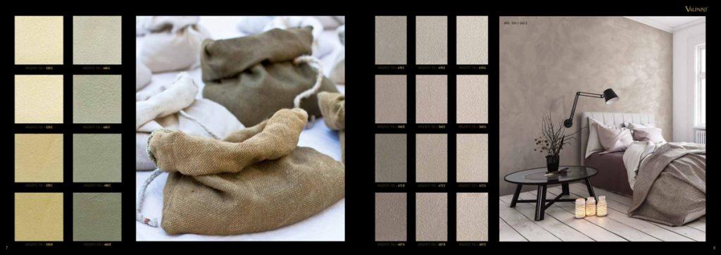 Dekorativne boje i materijali VALSETIN 2