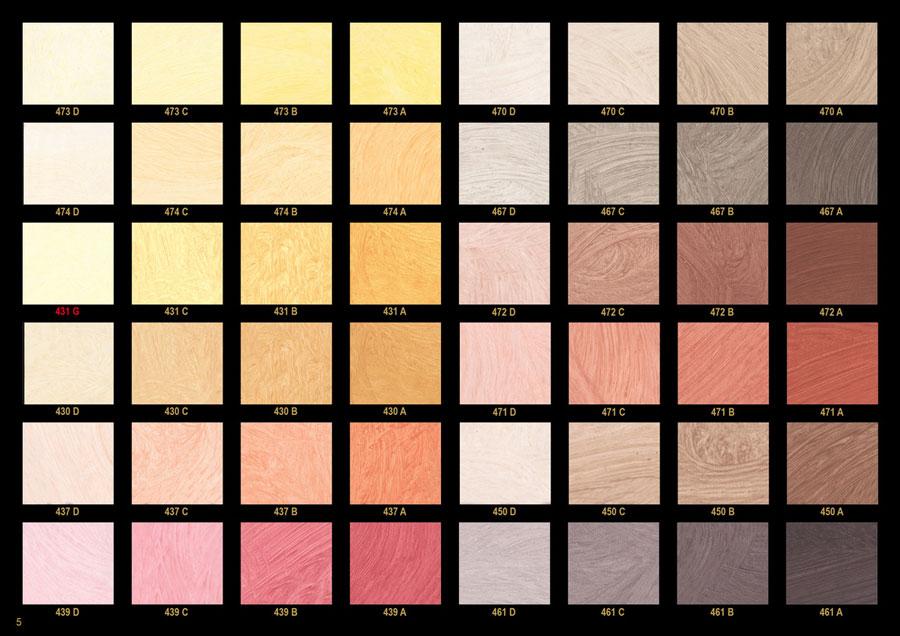 Dekorativne boje i materijali VELIDOR FINE