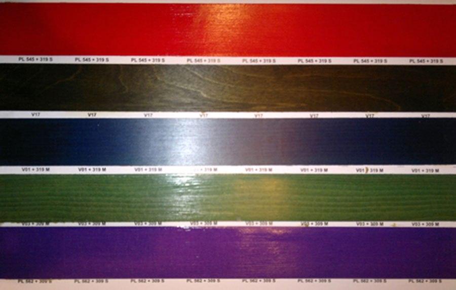 Klasične boje za zaštitu drveta