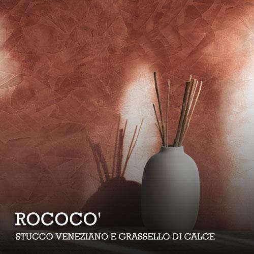 Dekorativne boje ROCOCO