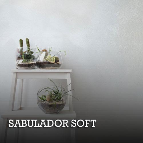 Dekorativne boje SABULADOR SOFT