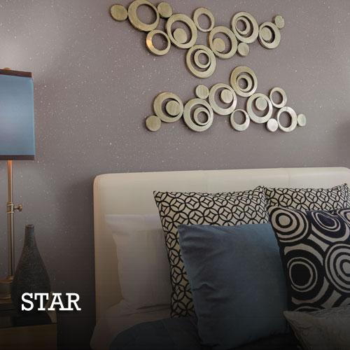 Dekorativne boje i materijali STAR