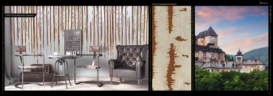 Dekorativne boje i materijali KLONDIKE FERRO