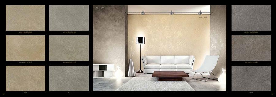 Dekorativne boje i materijali KLONDIKE Light