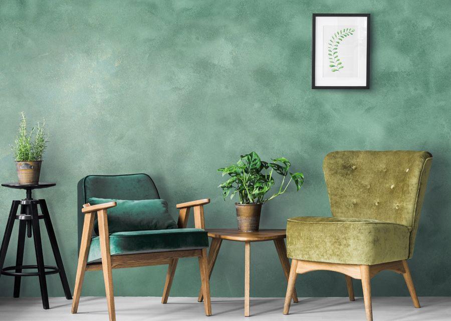 zelena boja za krecenje